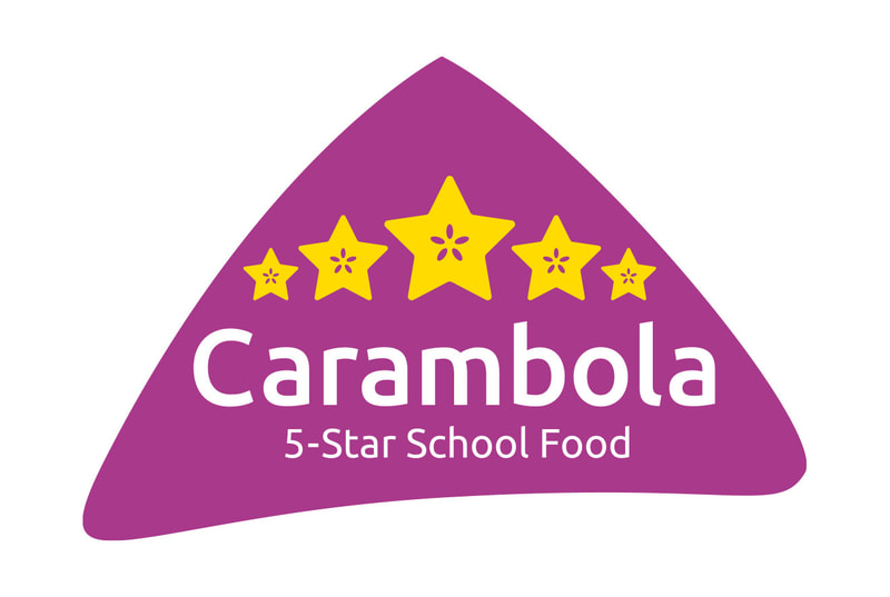 Carambola brand logo by Drydesign